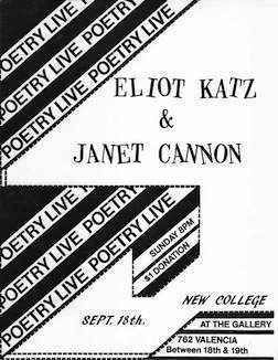 JanetCannon_Poetry_Reading_New_College_San_Francisco_CA_circa_1983